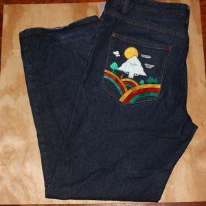 LRG Men's Blue Jeans